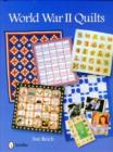 World War II Quilts - Book