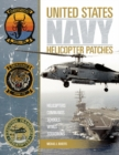 United States Navy Helicopter Patches - Book