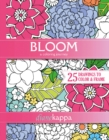 Bloom: A Coloring Journey - Book