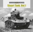 Stuart Tank, Vol.1: The M3, M3A1 and M3A3 Versions in World War II - Book