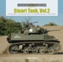 Stuart Tank Vol. 2: The M5, M5A1, and Howitzer Motor Carriage M8 Versions in World War II - Book