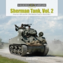 Sherman Tank, Vol. 2: America's M4 and M4 (105) Medium Tanks in World War II - Book