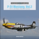P-51 Mustang, Vol. 2: The D, H and K Models in World War II and Korea - Book