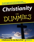 Christianity For Dummies - Book