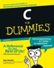 C For Dummies - Book