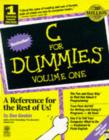 C For Dummies - eBook