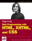 Beginning Web Programming with HTML, XHTML, and CSS - eBook