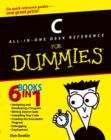 C All-in-One Desk Reference For Dummies - eBook