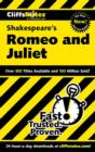 CliffsNotes on Shakespeare's Romeo and Juliet - eBook