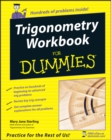 Trigonometry Workbook For Dummies - Book