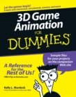 3D Game Animation For Dummies - Book
