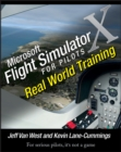 Microsoft Flight Simulator X For Pilots : Real World Training - Book