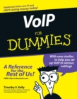 VoIP For Dummies - Book