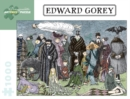 Edward Gorey 1000-Piece Jigsaw Puzzle - Book