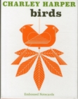 Charley Harper Birds Embossed Boxed Notecards - Book