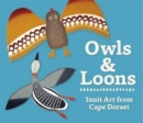 Owls and Loons Board Book - Book