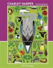 Charley Harper 50 Drawings Coloring Book - Book