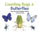 Counting Bugs & Butterflies Insect Art by Christopher Marley Board Book - Book