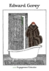 Edward Gorey 2021 Engagement Calendar - Book
