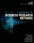 The Essentials of Business Research Methods - Book