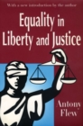Equality in Liberty and Justice - Book