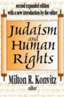 Judaism and Human Rights - Book