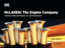 McLaren: The Engine Company : A History of McLaren Engines, Inc. and Its Successors - Book