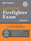 Master the Firefighter Exam - Book