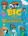 Kids Draw Big Book of Everything Manga - eBook