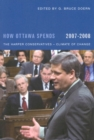 How Ottawa Spends, 2007-2008 : The Harper Conservatives - Climate of Change - eBook
