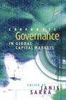 Corporate Governance in Global Capital Markets - eBook
