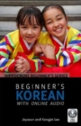 Beginner's Korean with Online Audio - Book