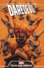 Daredevil: Fearless Origins - Book