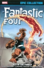 Fantastic Four Epic Collection: All In The Family - Book
