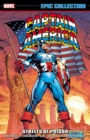 Captain America Epic Collection: Streets Of Poison - Book