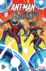 Ant-man And The Wasp: Lost And Found - Book