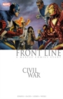 Civil War: Front Line - Book