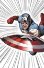 Marvel Universe Captain America: Civil War - Book