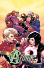 A-force Vol. 2: Rage Against The Dying Of The Light - Book