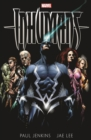 Inhumans By Paul Jenkins & Jae Lee - Book