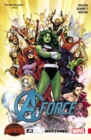 A-force Volume 0: Warzones! Tpb - Book