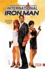 International Iron Man - Book