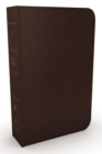 NKJV, Minister's Bible, Leathersoft, Brown, Red Letter Edition, Comfort Print : Holy Bible, New King James Version - Book
