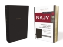 NKJV, Reference Bible, Personal Size Giant Print, Leathersoft, Black, Red Letter, Comfort Print : Holy Bible, New King James Version - Book