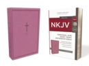 NKJV, Reference Bible, Personal Size Giant Print, Leathersoft, Pink, Red Letter, Comfort Print : Holy Bible, New King James Version - Book