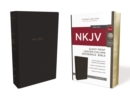 NKJV, Reference Bible, Center-Column Giant Print, Leathersoft, Black, Red Letter, Comfort Print : Holy Bible, New King James Version - Book