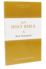 KJV, Holy Bible New Testament, Paperback, Comfort Print : Holy Bible, King James Version - Book