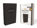 KJV, Holy Bible, Soft Touch Edition, Leathersoft, Black, Comfort Print : Holy Bible, King James Version - Book