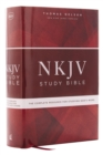 NKJV Study Bible, Hardcover, Comfort Print : The Complete Resource for Studying God's Word - Book