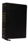 NKJV Study Bible, Premium Bonded Leather, Black, Comfort Print : The Complete Resource for Studying God's Word - Book